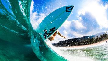 Серфинг туризм