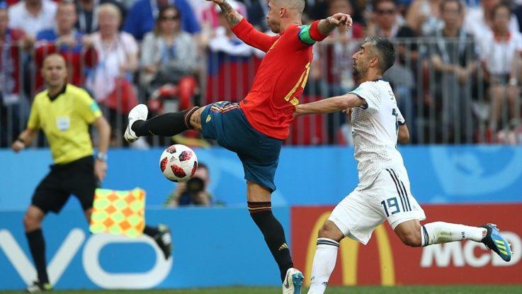 История футбола в Испании